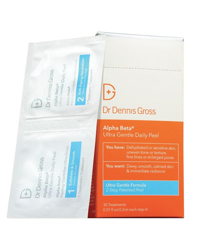 Dr. Dennis Gross - Alpha Beta Ultra Gentle Daily Peel - 30 Applications