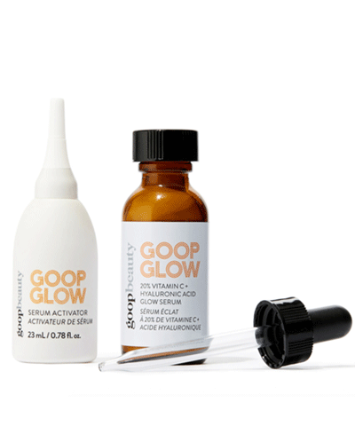 Goop - Vitamin C + Hyaluronic Acid Glow Serum