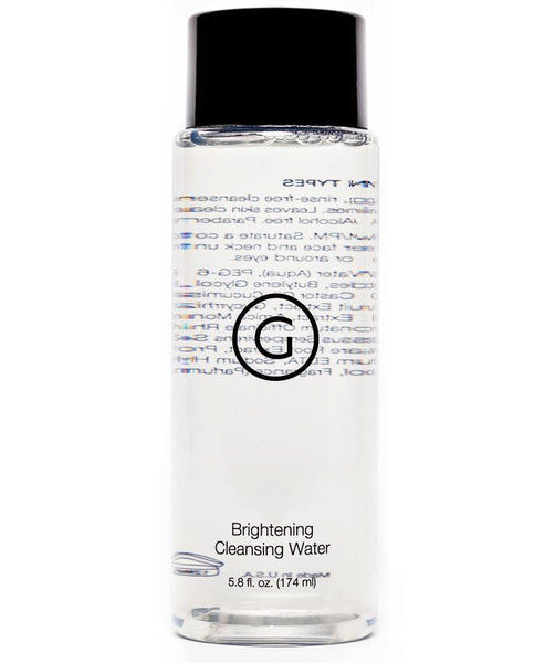 Gee Beauty Makeup - Brightening Cleansing Water