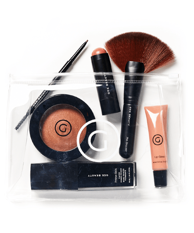 Gee Beauty - Mrs. Mandolin x Gee Beauty Bronze Beauty Kit Deep