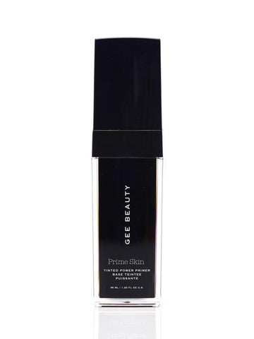 Gee Beauty Makeup - Prime Skin Tinted Power Primer Dark