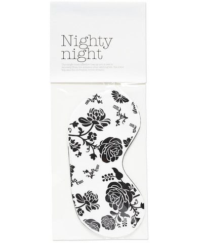 Gee Beauty Makeup - Gee Beauty Floral Sleep Mask