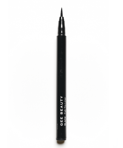 Gee Beauty - Black Felt Tip Liner