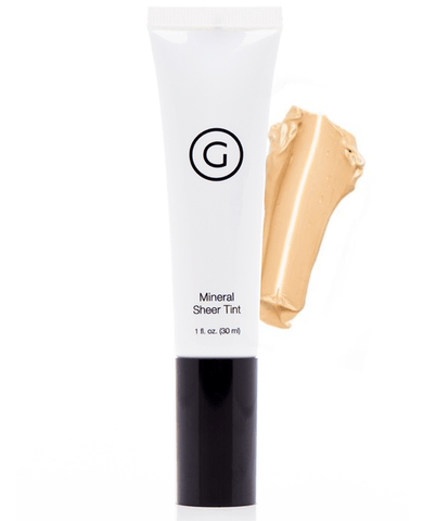Gee Beauty - Mineral Sheer Tint Cameo Glow