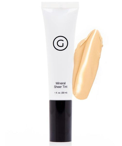 Gee Beauty - Mineral Sheer Tint Light