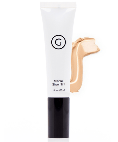 Mineral Sheer Tint Natural Glow