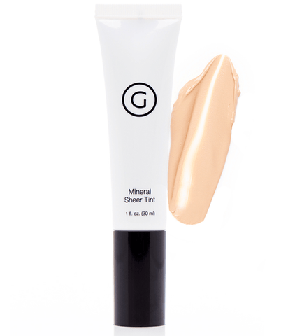 Gee Beauty - Mineral Sheer Tint Porcelain