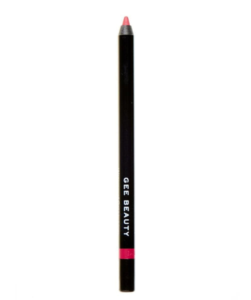 Gee Beauty Makeup - Waterproof Gel Lip Liner Raspberry
