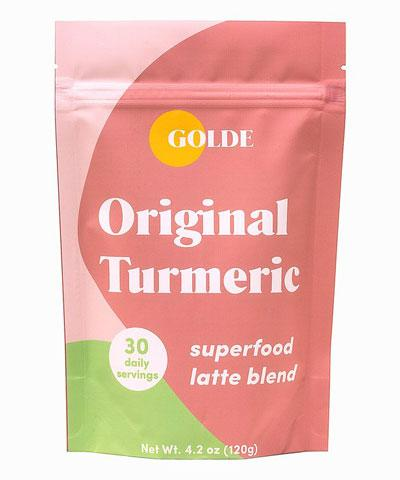 Golde - Original Turmeric Latte Blend