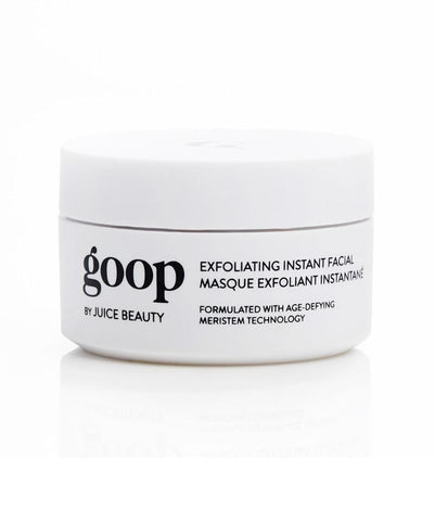Goop Exfoliating Instant Facial 1.7oz