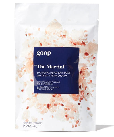 "Goop - ""THE MARTINI"" Emotional Detox Bath Soak"