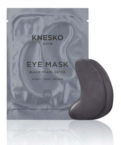 Knesko - Black Pearl Detox Eye Mask (Single Treatment)