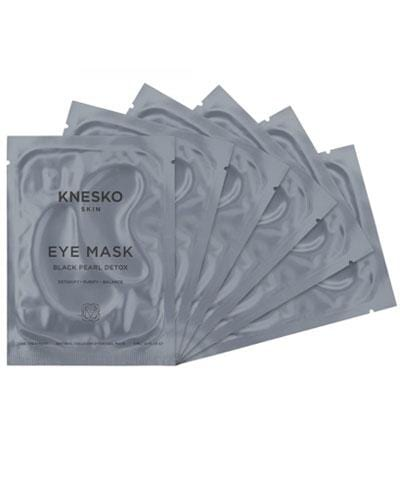 Knesko - Black Pearl Detox Eye Mask