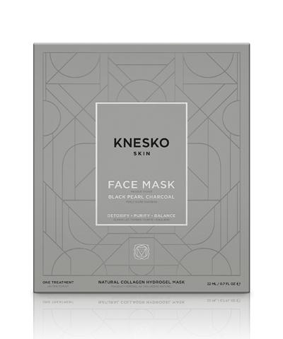Knesko - Black Pearl Detox Face Mask (Single Treatment)