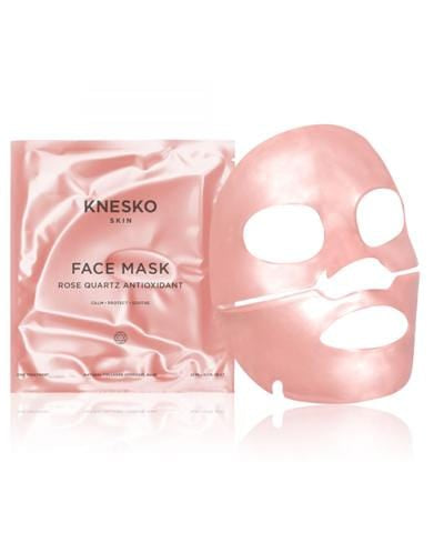 Knesko - Rose Quartz Antioxidant Face Mask (Single Treatment)