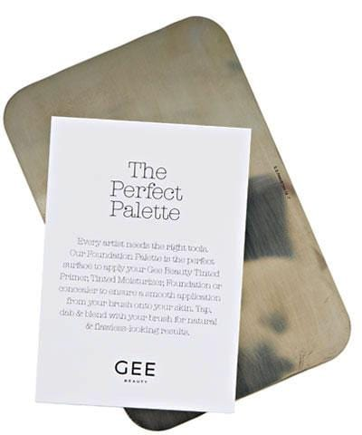 Gee Beauty Makeup - Mixing Palette
