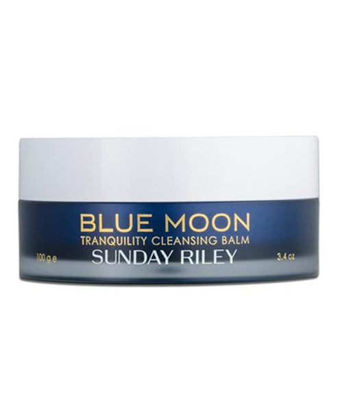 Sunday Riley - Blue Moon Tranquility Cleansing Balm (3.4oz)