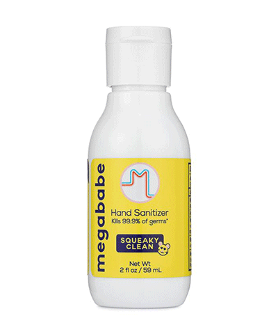 Megababe - Squeaky Clean Hand Sanitizer