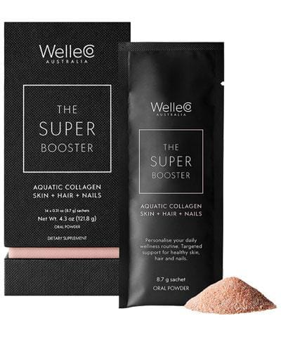 WelleCo Super Elixir - The Super Booster Aquatic Collagen Skin + Hair + Nails