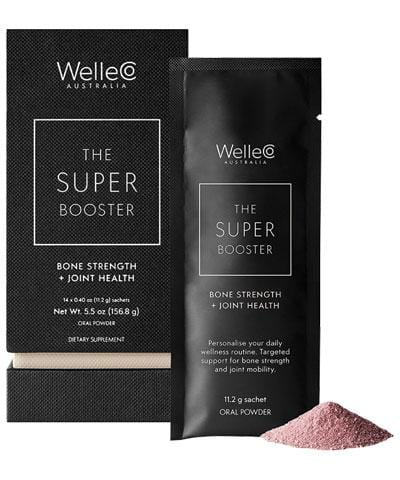 WelleCo Super Elixir - The Super Booster Bone Strength + Joint Health