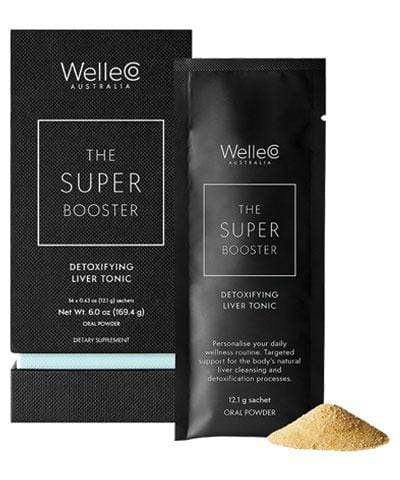 WelleCo Super Elixir - The Super Booster Detoxifying Liver Tonic