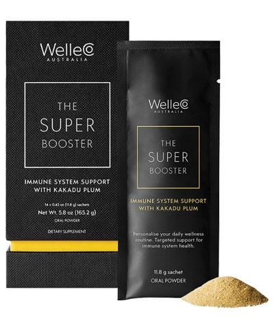 WelleCo Super Elixir - The Super Booster Immune System Support