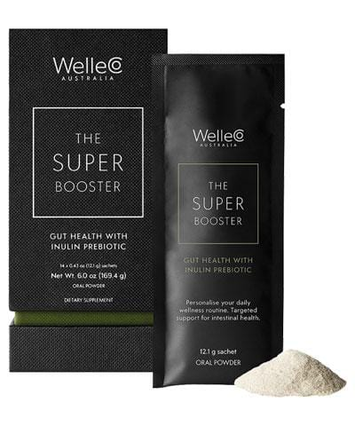 WelleCo Super Elixir - The Super Booster Gut Health with Inulin Prebiotic