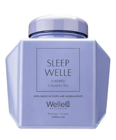 WelleCo Super Elixir - SLEEP WELLE Calming Tea Caddy