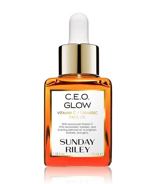 Sunday Riley - C.E.O. Glow Vitamin C + Turmeric Face Oil