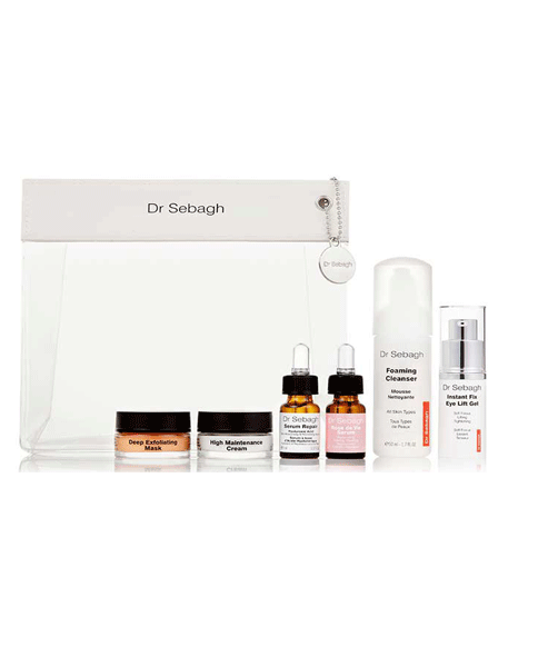 Dr. Sebagh - Essential Travel Kit