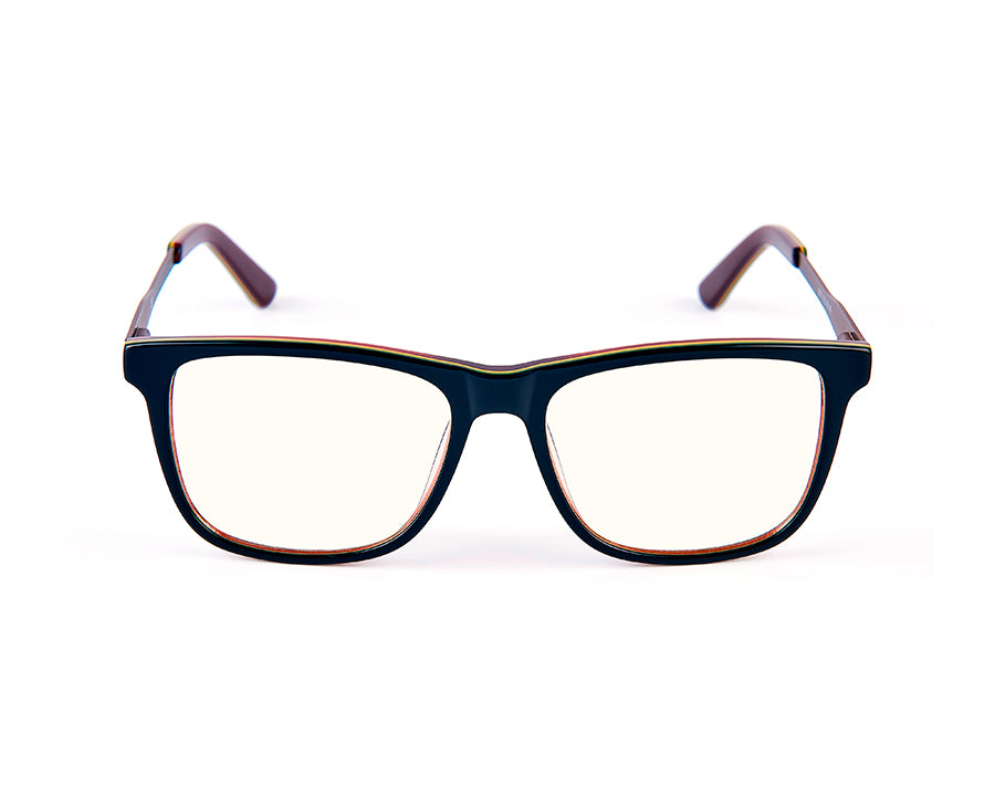 Copper blue light blocking glasses