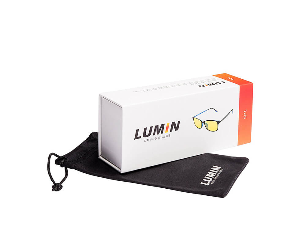 Sol Lumin night driving glasses