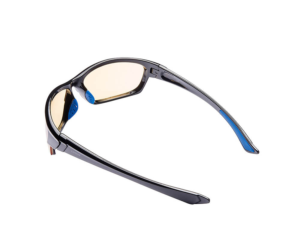 Lumin Driving Glasses Vector - Improve Road Safety with Outdoor Night Vision Lenses - U.V.A. and U.V.B, Protection - Improve Contrast and Reduce Glare - Unisex