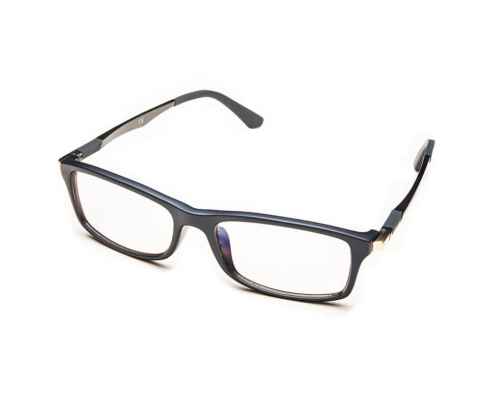 Dynamic blue light blocking glasses
