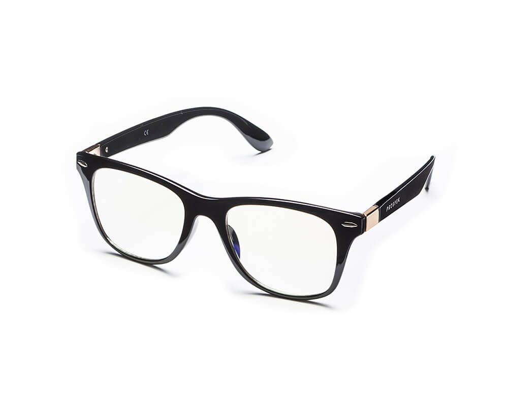 Wayfarer blue light blocking computer glasses
