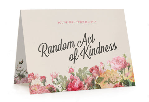 Kindness & Co + Pick The Brain, Kindness Kit