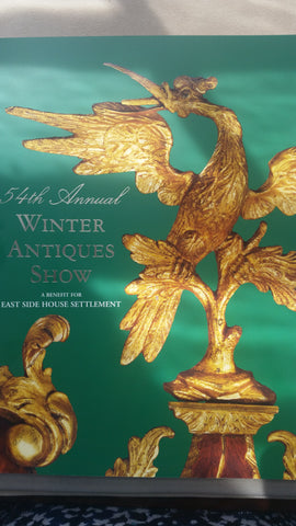 54th Annual Winter Antiques Show Catalogue