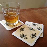 Grant House Press Coasters