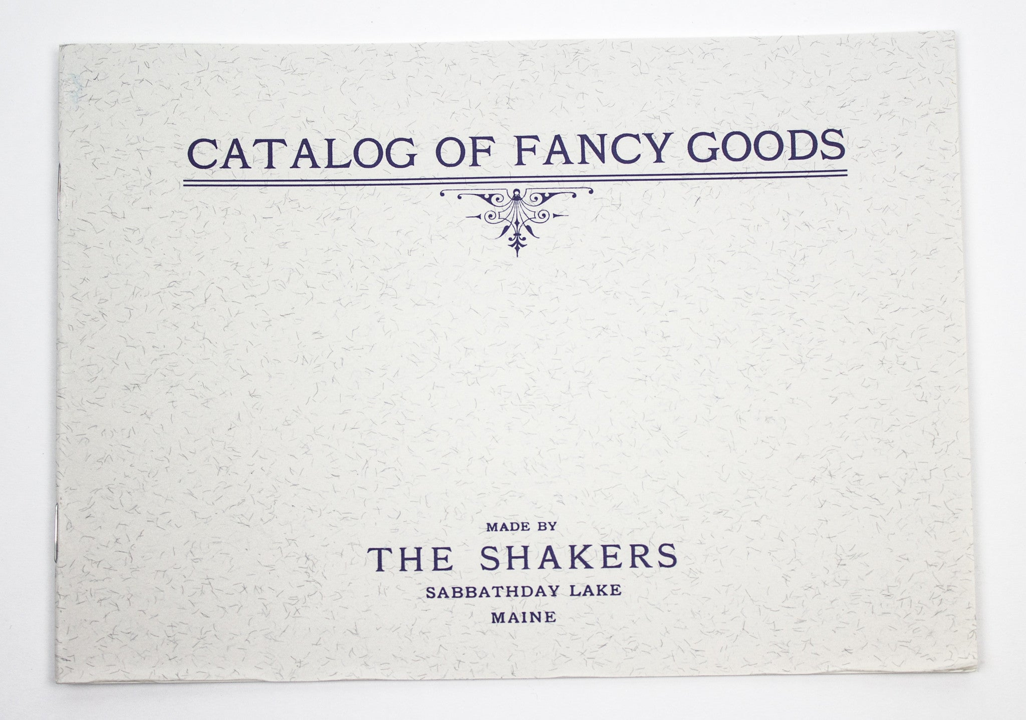 Catalogue of Fancy Goods