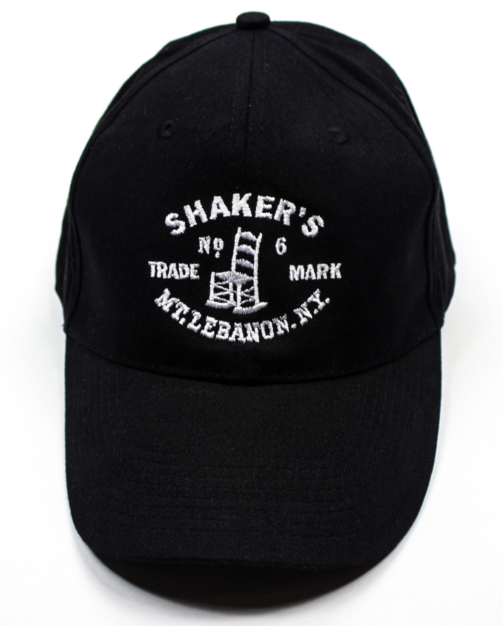 Mount Lebanon Shaker Chair Trademark Baseball Cap
