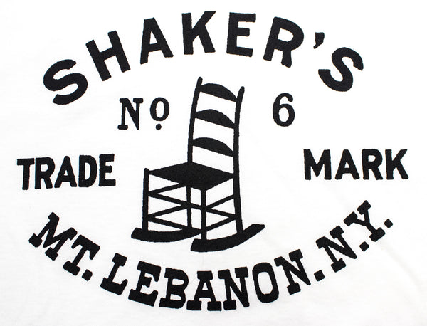 Mount Lebanon Shaker Chair Trademark T-Shirt