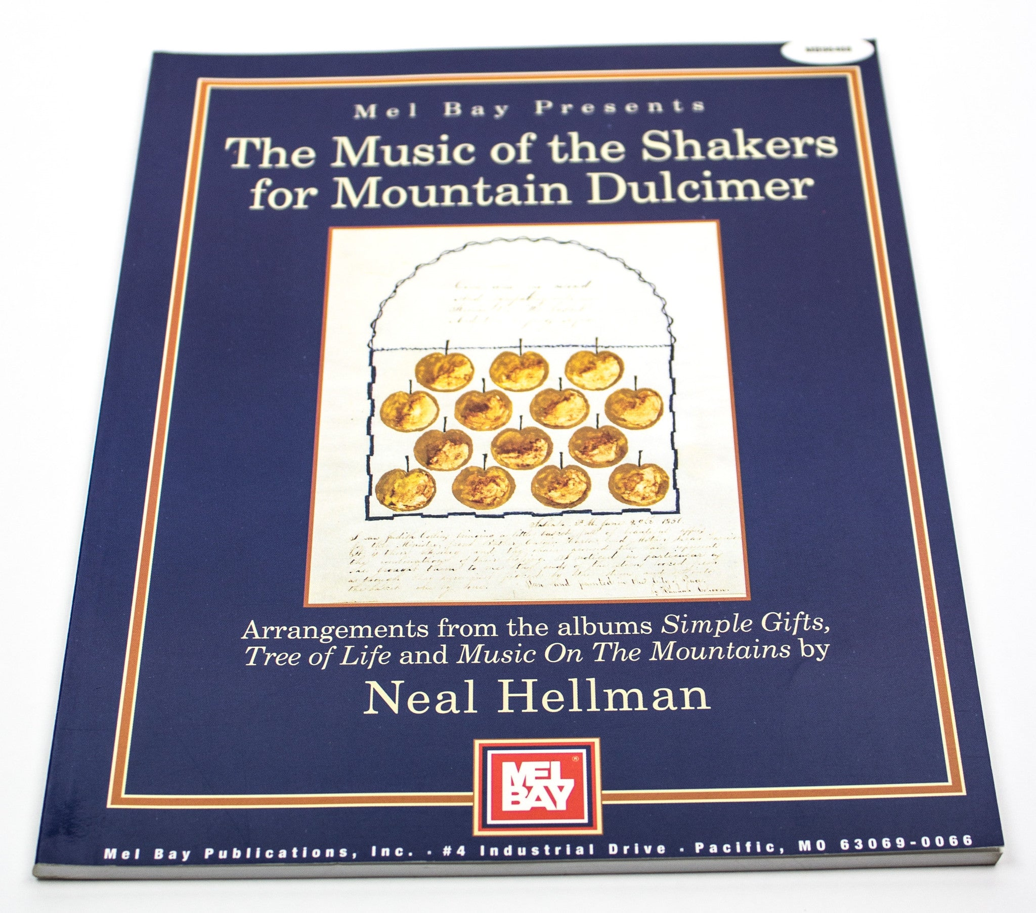 The Music of the Shakers for Mountain Dulcimer