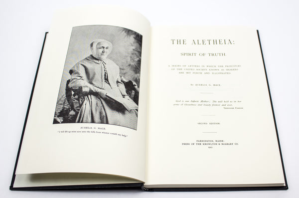 The Aletheia: Spirit of Truth