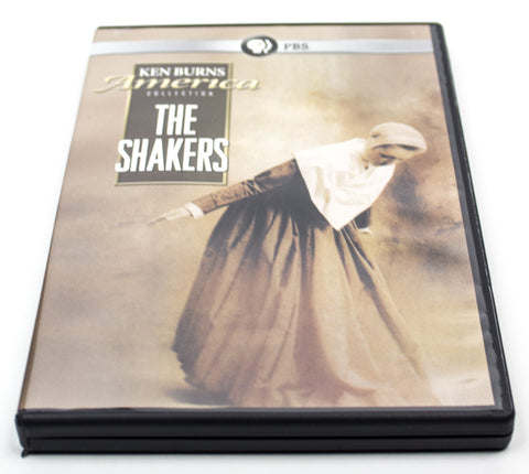 "Ken Burns' ""The Shakers: Hands to Work, Hearts to God"" (DVD)"