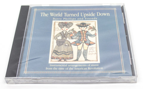 The World Turned Upside Down (CD)