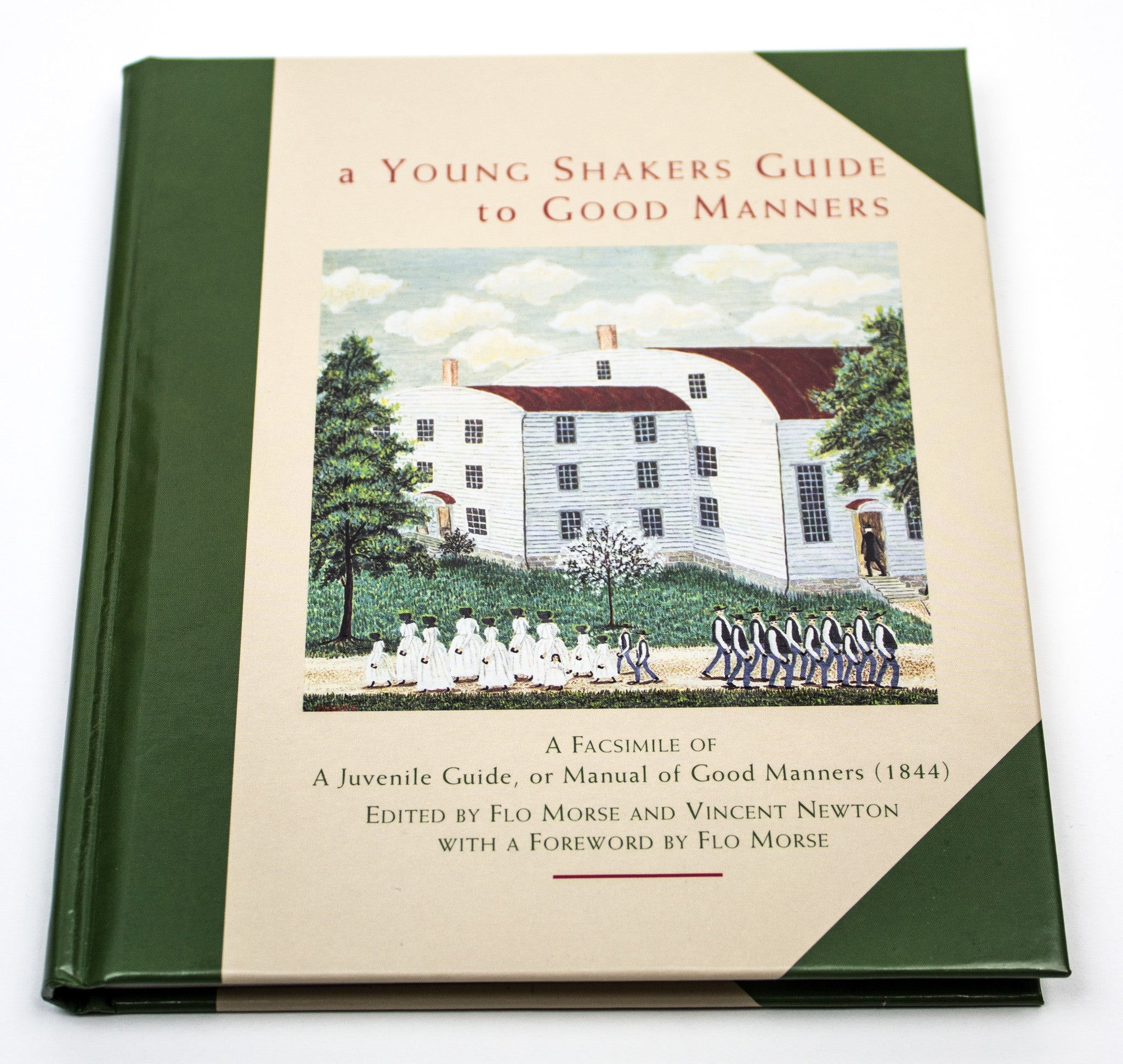 A Young Shakers' Guide to Good Manners