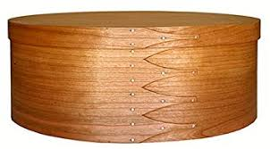 Forward Woodworking Oval Boxes