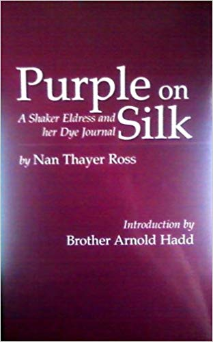 Purple On Silk