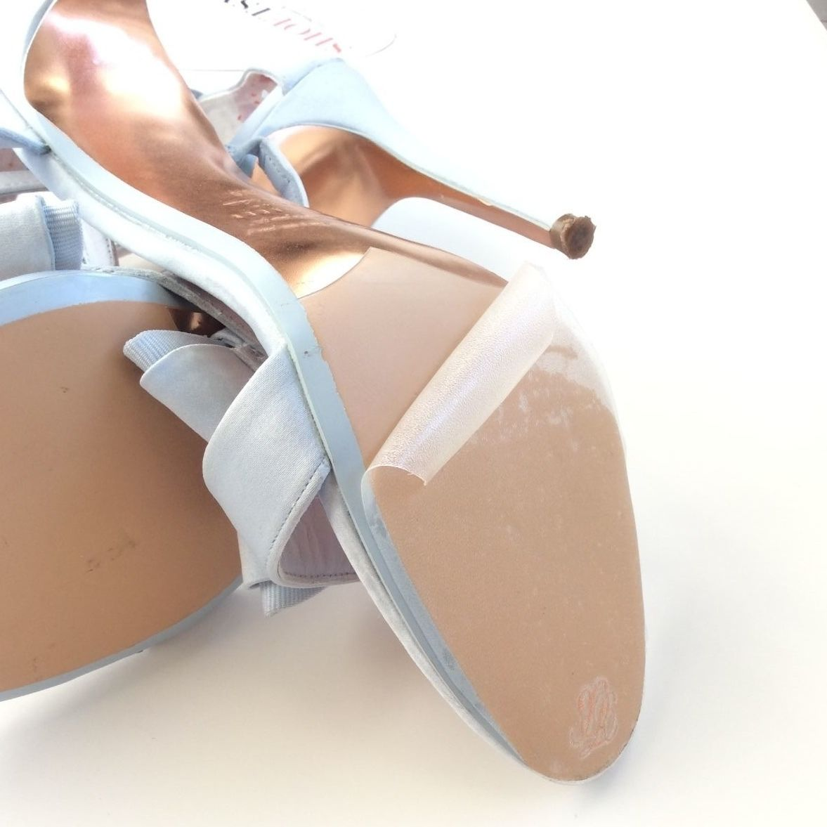 Clear Platform Sole Protector - Shoetsy®
