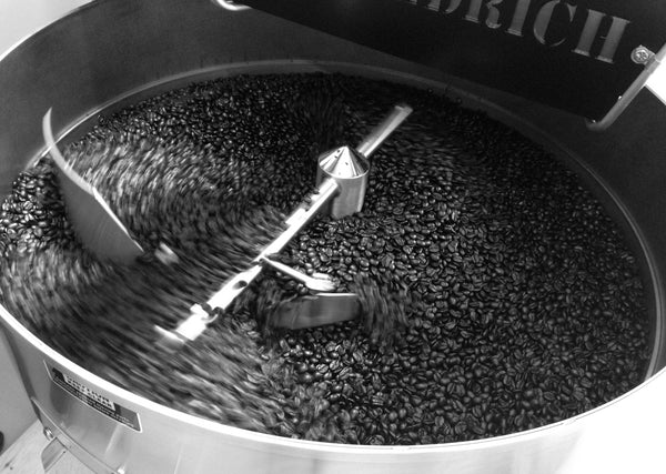 We're hiring a roastery assistant!